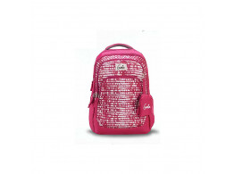 Genie Raindrop Pink 36L Backpack For Girls