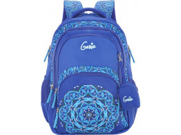 Genie Silk Blue 36L Backpack For Girls
