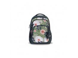 Genie Sunshine Ash Green 36L Backpack For Girls