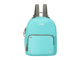 Genie Teal Backpack For Girl's