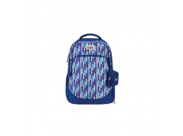 Genie Trippy Blue 36L Backpack For Girls