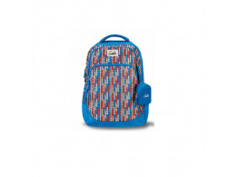 Genie Trippy Teal 36L Backpack For Girls