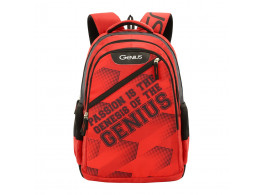 GENIUS GENESIS 19 SB-RED LAPTOP BAGS