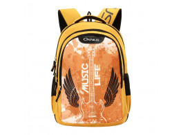 GENIUS HARDROCK 19 SB ORANGE BACKPACK