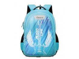 Genius Heavy Metal Blue 28L Backpack
