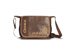 GENIUS IMPRESSION MESSENGER BROWN