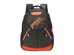 GENIUS RIDER 1701 ORANGE BACKPACK