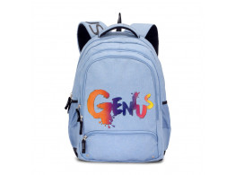 GENIUS SIGNATURE 1701 BLUE BACKPACK