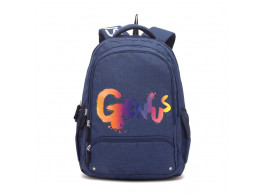 GENIUS SIGNATURE 1701 INDIGO BACKPACK