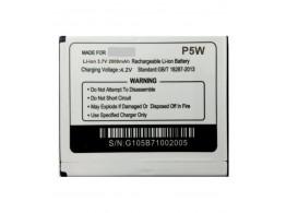 Gionie P5W 2000mAh Battery