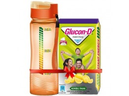 GLUCON-D NIMBU PANI 1KG INSTANT ENERGY DRINK WITH SIPPER FREE