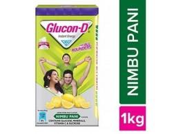 GLUCON-D NIMBU PANI 1KG INSTANT ENERGY DRINK