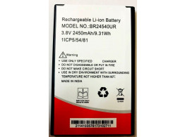 Intex Aqua s3 br24540ur 2450mah Battery