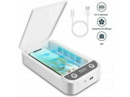 Mobile Phone Cleaners UV Light Sanitizer Box