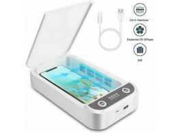 Mobile Phone Cleaners UV Light Sanitizer Box