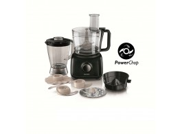 Philips HR 7629/90 Black 650 W Food Processor