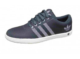 Rock Passion Men's Gray Casual Sneaker shoes