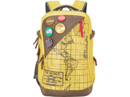 Safari Atlas Yellow 44 L Laptop Backpack