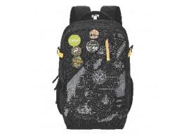 Safari Expand 01 Black 44L Airvent Laptop Backpack Bags