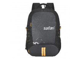 Safari Expand 3 Black 51L Hidden Compartment Laptop Backpack Bags
