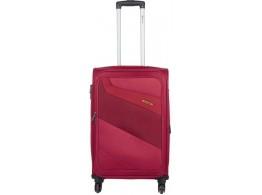 Safari Korrekt 22 Red Expandable Cabin Luggage