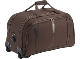 Safari Revv 21 inch Brown Duffel Strolley Bag