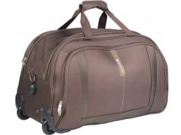 Safari Revv RDFL 26 inch Brown Duffel Strolley Bag
