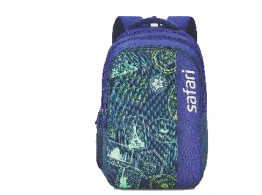 Safari Trio 02 Blue 37L Backpack Bags