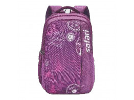 Safari Trio 02 Purple 37L Backpack Bags