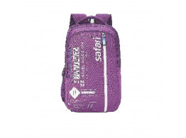 Safari Trio 05 Purple 37L Backpack Bags