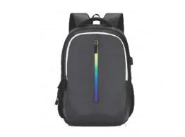 Safari Zing 1 Black 38L USB Charging Port Laptop Backpack Bags