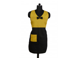 New Style Branded Cotton Apron with pocket