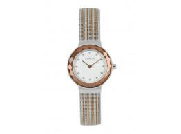 SKAGEN 456SRS1I Denmark Women Silver-Toned Dial Watch