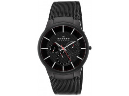 Skagen 809XLTBBI Analog Black Dial Men Watch