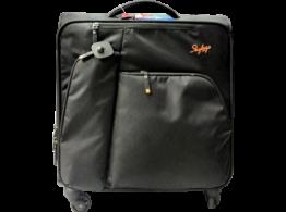 Skybags Traveler Laptop Trolley - Black