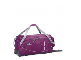 SKYBAGS AER PLUS DUFFLE 55 PURPLE