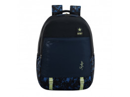 SKYBAGS ASTRO EXTRA 02 ARMY BLUE 36L SCHOOL BACKPACK