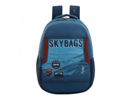 SKYBAGS ASTRO EXTRA 03 EXPLORER BLUE 36L SCHOOL BACKPACK