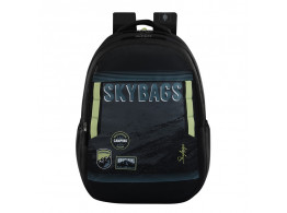 SKYBAGS ASTRO EXTRA 03 EXPLORER GREY 36L SCHOOL BACKPACK
