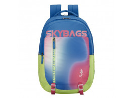 SKYBAGS ASTRO PLUS 03 IREDESCENT 34 L GRADIENT THEME SCHOOL BACKPACK