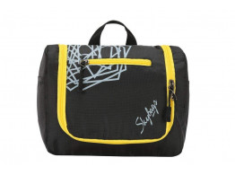 Skybags Black Toiletry Kit 01 Bag
