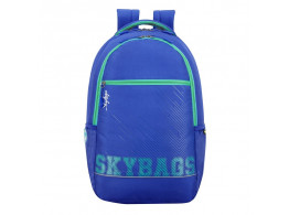 SKYBAGS CAMPUS PLUS BLUE 30L LAPTOP BACKPACK