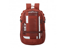 SKYBAGS CAMPUS PLUS XL 02 RED 33L LAPTOP BACKPACK
