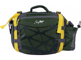 Skybags Excursion Bag 03 Green Backpack