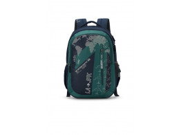 Skybags Figo Plus 03 30 L Green Backpack