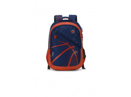 Skybags Figo Plus 04 30 L Blue Backpack