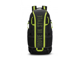 Skybags Hedge 45+5L Grey Backpack