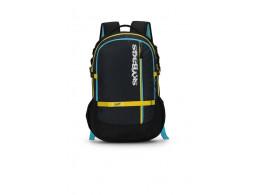 Skybags Herios Plus 03 30 L Black Backpack