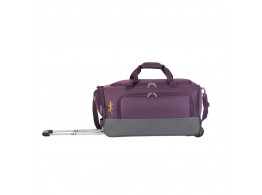 SKYBAGS LATINO DUFFLE TROLLEY 71 PURPLE