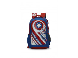SKYBAGS MARVEL 09 BLUE BACKPACK